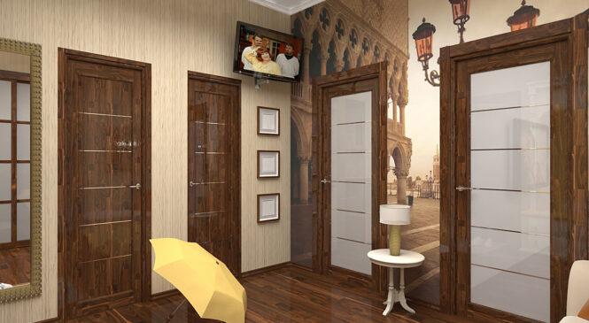 Цвет пола в интерьере – сочетания со стенами, с дверьми, с мебелью