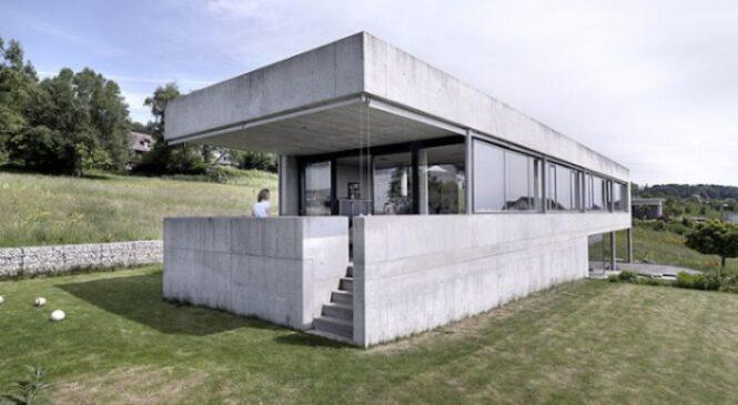 Монолитное строительство бетонных домов (из железобетона) под ключ